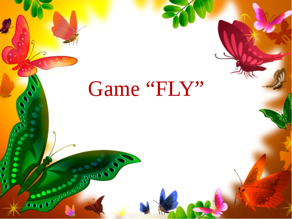"Game ""FLY"""