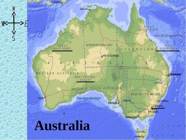 Australia *