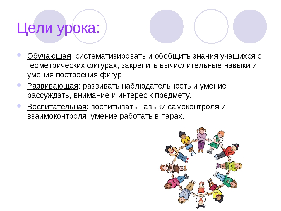 Цели урока: Обучающая: систематизировать и обобщить знания учащихся о геометр...
