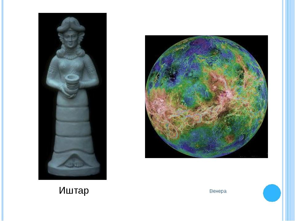 Иштар Венера