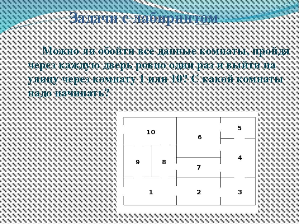 Математическая головоломка в картинках с ответами