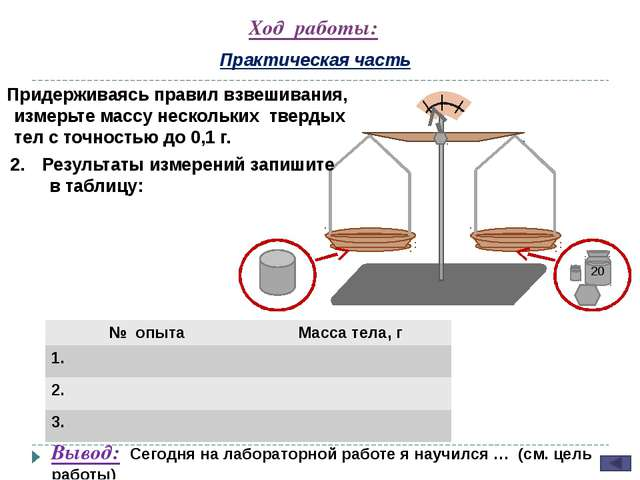 5. Результаты измерений запишите в таблицу 6. Дополнительное задание: Определ...