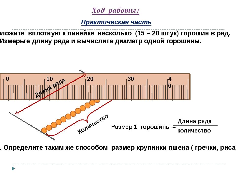 Лабораторная работа №3 Измерение массы тела на рычажных весах Цель работы: на...