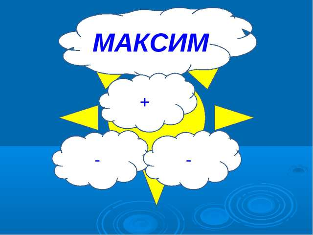 МАКСИМ - + -