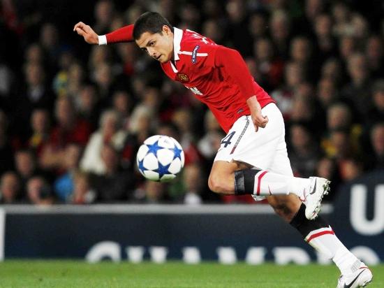 Хавьер Эрнандес - нападающий Манчестер Юнайтед