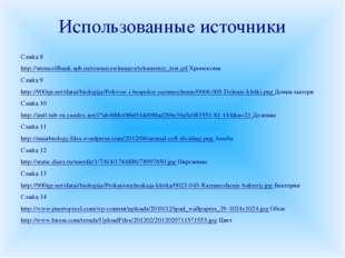 Использованные источники Слайд 8 http://stemcellbank.spb.ru/resources/images/