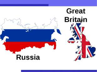 Russia Great Britain