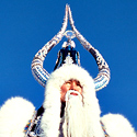 Монгольский Дед Мороз Увлин Увгун