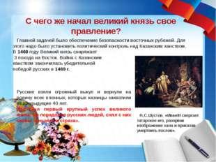 Русские взяли огромный выкуп и вернули на родину всех пленных, которых казанц