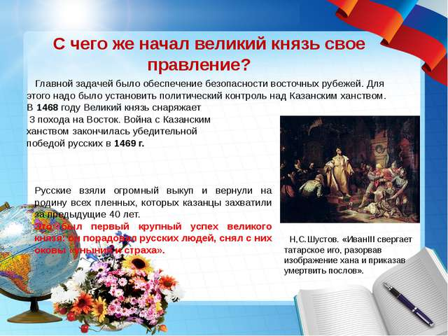 Русские взяли огромный выкуп и вернули на родину всех пленных, которых казанц...
