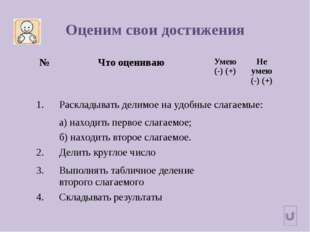 Проверим умения решать выражения 92 : 46 = 60 : 12 = 88 : 22 = 54 : 18 = 2 5