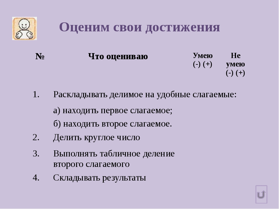 Проверим умения решать выражения 92 : 46 = 60 : 12 = 88 : 22 = 54 : 18 = 2 5...