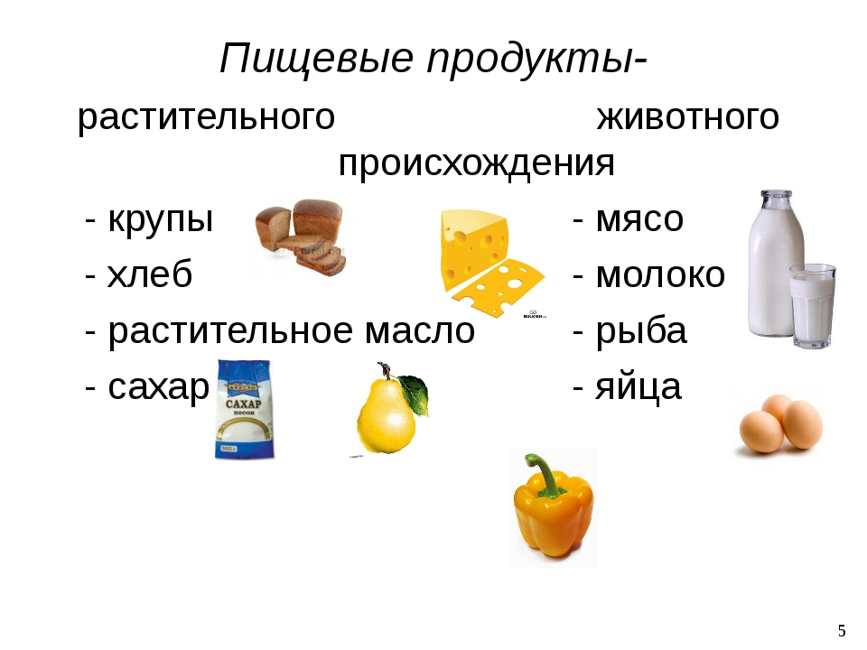 Пищевые продукты- растительного животного происхождения - крупы- мя...