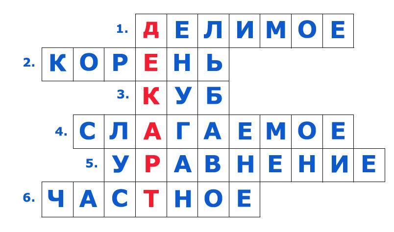 КРОССВОРД2