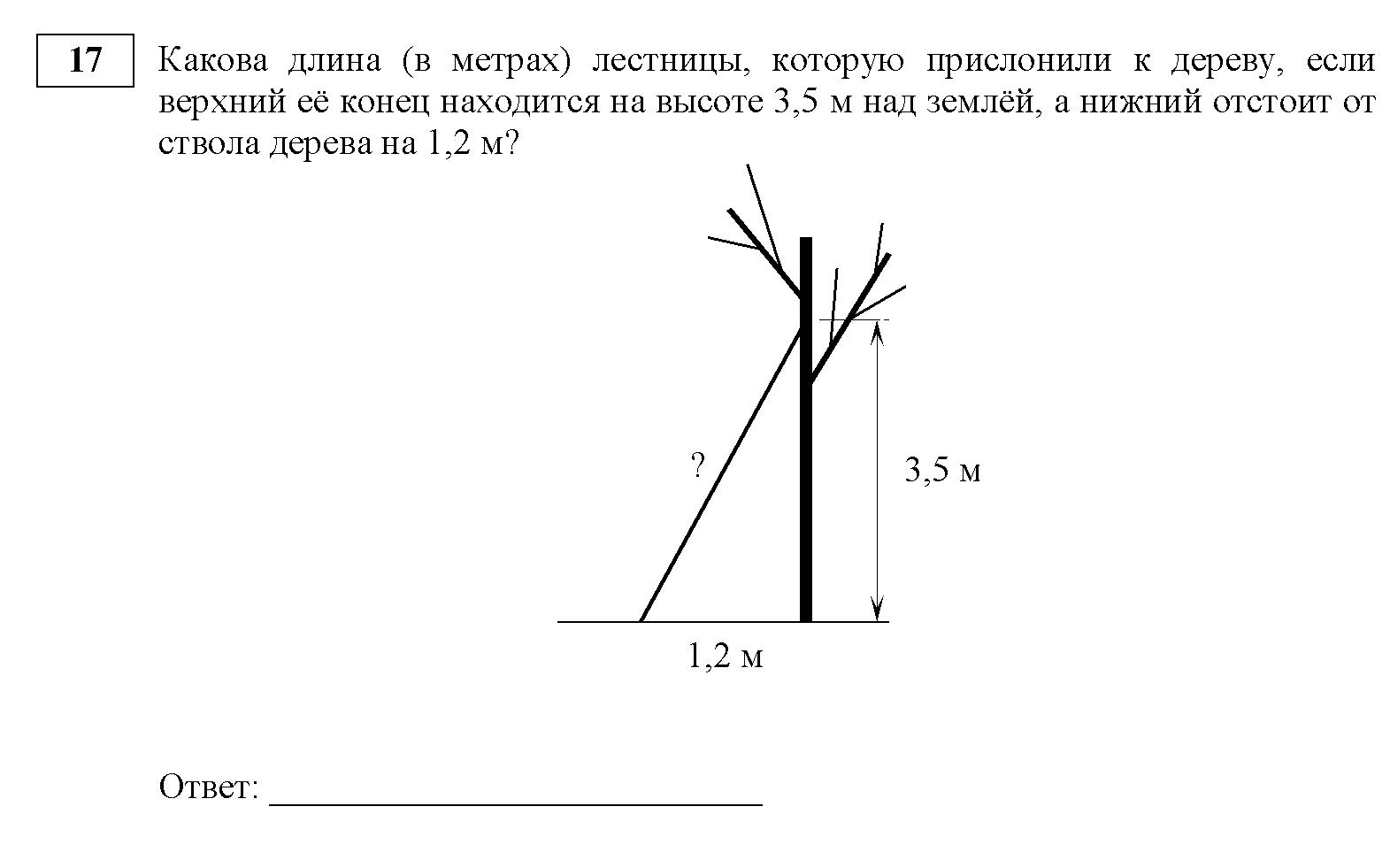 Схема теорем геометрии