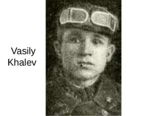 Vasily Khalev