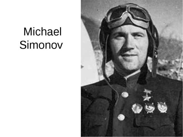 Michael Simonov
