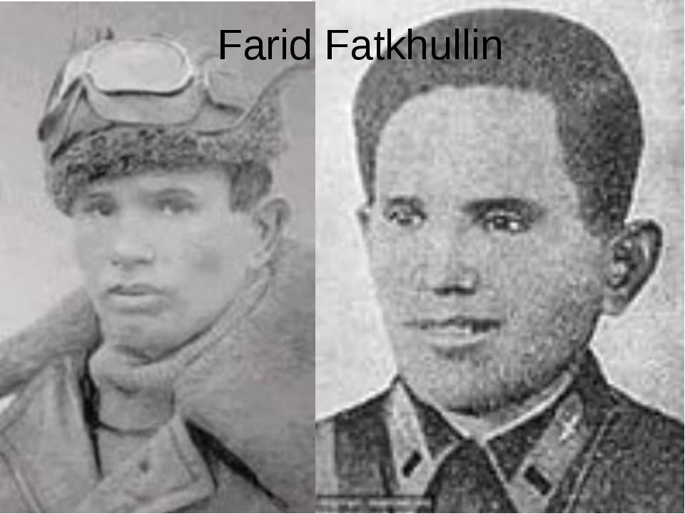 Farid Fatkhullin