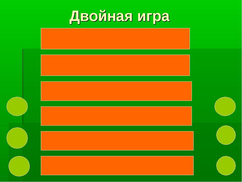 Двойная игра Слово32 Символ 24 Текст16 Абзац13 Таблица 7 Строка5