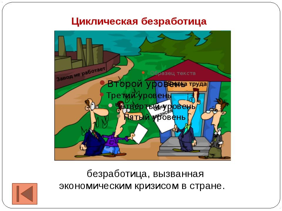 Последствия безработицы Экономические Позитивные и негативные Социальные выпо...
