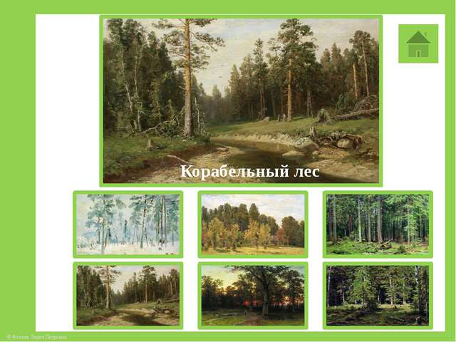 Лес © Фокина Лидия Петровна