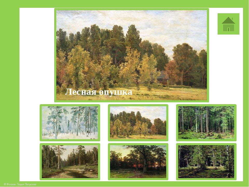 Лес в Мордвинове © Фокина Лидия Петровна