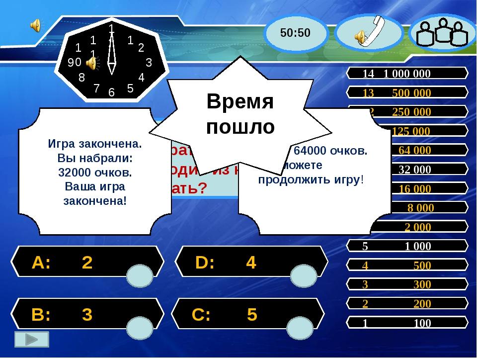 Результат повторного умножения числа на самого себя 2 200 14 1 000 000 13 50...