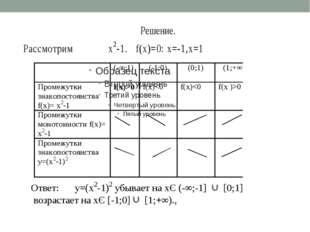 Урок в 9 классепо учебнику Мордковича, Николаева. Учитель Осетрина Татьяна А