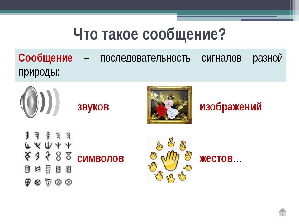 Что такое информация? Informatio (лат.) – разъяснение, ознакомление, пересказ...