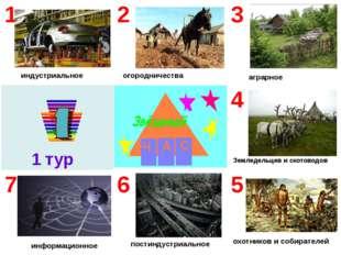 охотников и собирателей огородничества Земледельцев и скотоводов аграрное инф