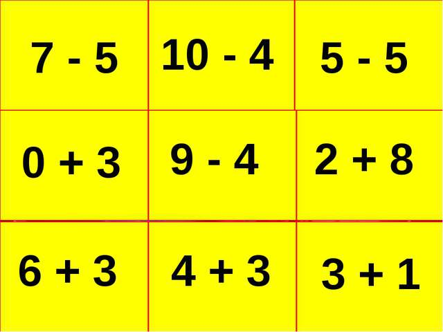 7 - 5 2 + 8 10 - 4 6 + 3 9 - 4 5 - 5 0 + 3 3 + 1 4 + 3