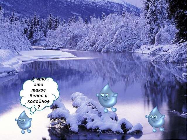 А , давайте путешествовать вместе? А мы ваши сестренки-снежинки!