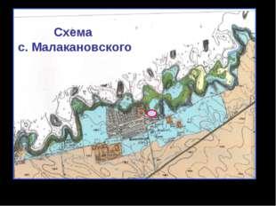 Схема с. Малакановского