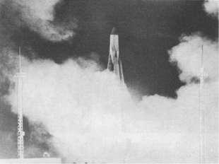 Союз – Аполлон Первый в истории совместный полет космических кораблей двух ст