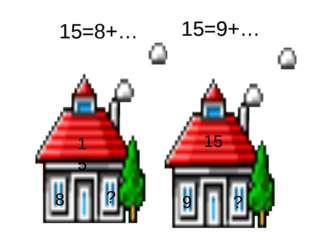 15 15 8 9 ? ? 15=8+… 15=9+…