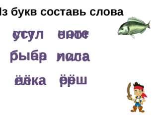 Чем отличается буква от звука? На что делятся слова? Подели слова на слоги: б