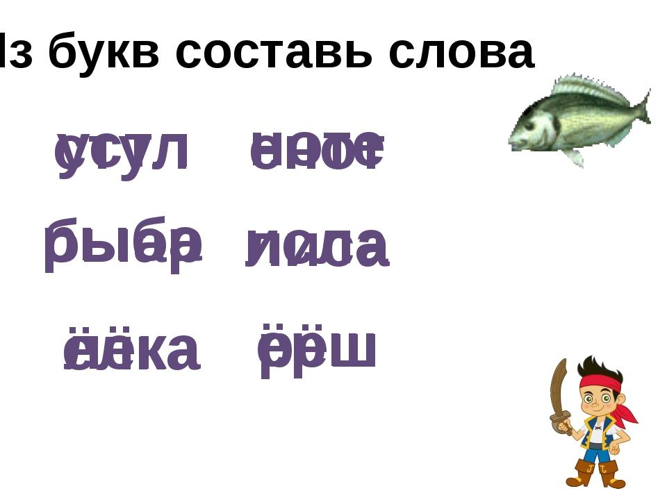 Чем отличается буква от звука? На что делятся слова? Подели слова на слоги: б...