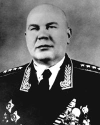 генерал армии Г.Ф. Захаров
