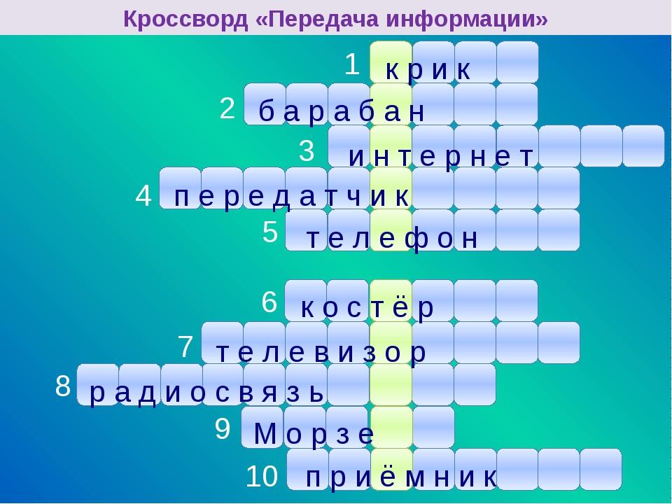 1 2 3 4 5 6 7 8 9 10 к р и к б а р а б а н и н т е р н е т п е р е д а т ч и...
