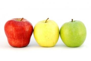 Обои еда, Яблоки, красный, желтый, зеленый скачать обои для рабочего стола,картинки на рабочий стол,заставки,изображения из разд