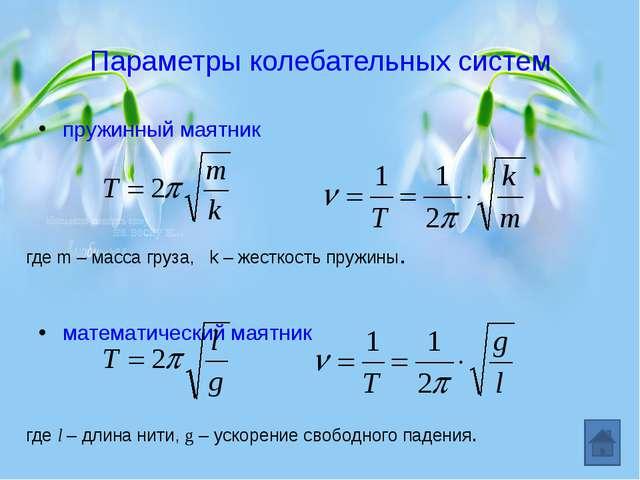 Решение задач Маятник совершил 20 колебаний за 1 мин. 20 с. Найти период и ча...