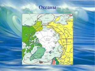 Океаны http://mashable.com/wp-content/uploads/2014/03/arctic-map.jpg Северный