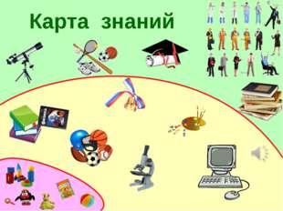 Карта знаний