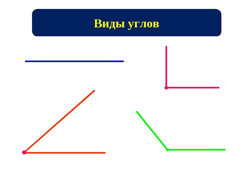 матетике класса для решебник 4 углов по виды