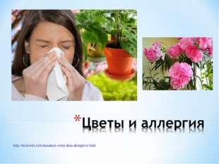 http://moicveti.ru/komnatnye-cvety-dlya-allergikov.html