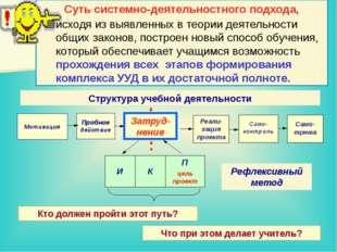 Компетентностно-деятельностный подход «Знаньевый» подход ЗУНы Качество % Мот