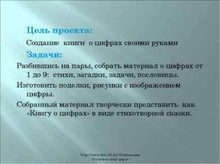 http://www.deti-66.ru/ Номинация «Эстетический цикл» Цель проекта: Создание к