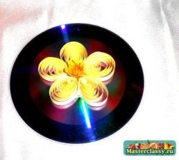 украшение диска