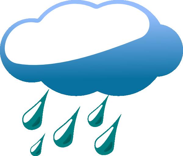 Дождевое облако в векторе - 6 Марта 2011 - Векторная графика