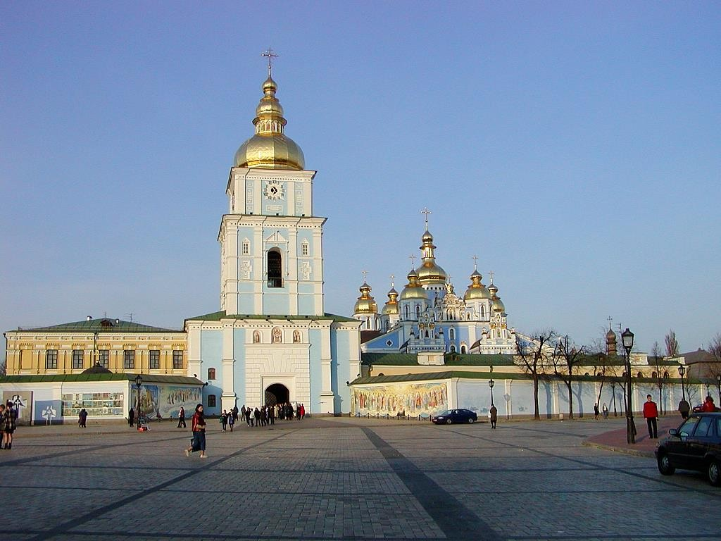 Архитектура Украины - Архитектура мира